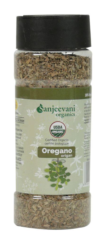 Organic Oregano 60 Gms