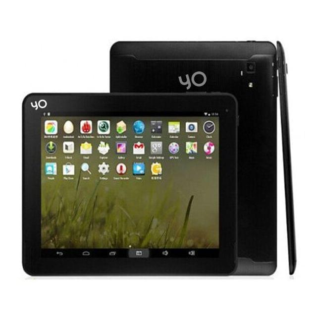 YO 10 Inch Tab with 6 months Warranty