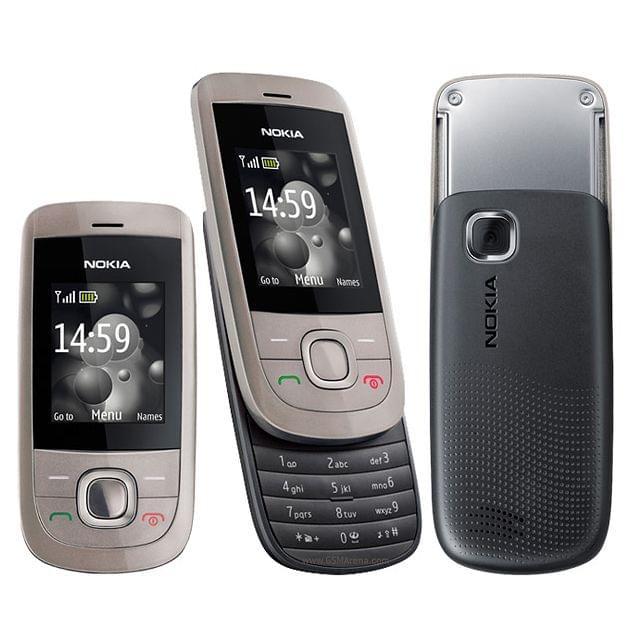 Nokia 2220 Multimedia Slide Mobile