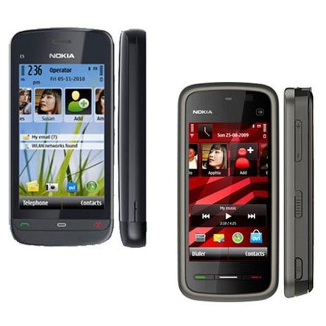 Buy Nokia C5-03 and Nokia 5233