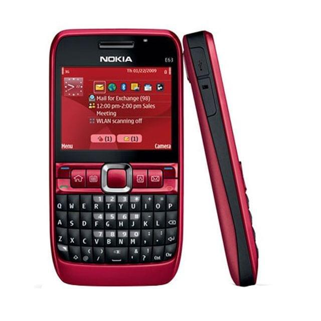 Nokia E63 Mobile