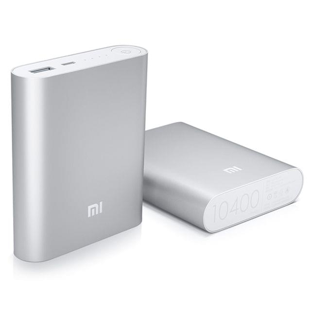 2 MI Power Banks 10400mAh