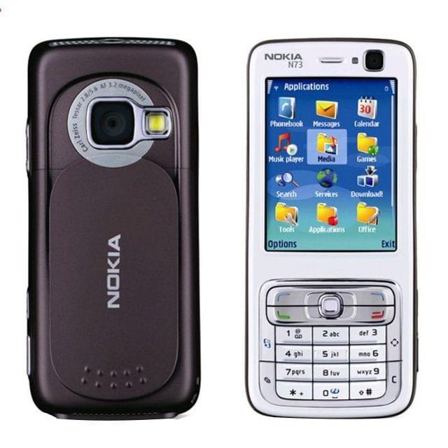 Nokia N73 Refurbished Mobile