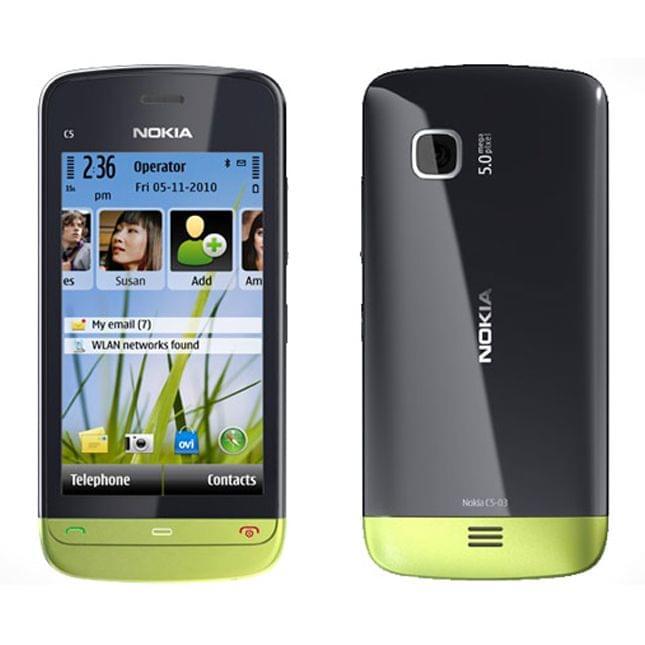 Nokia C5-03 Refurbished Mobile
