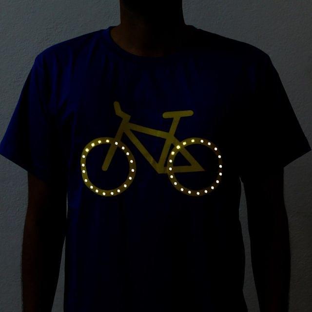 Cycle LED T-Shirt