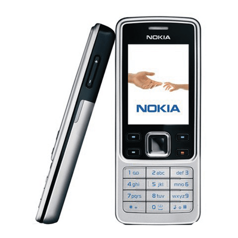 Nokia 6300 Refurbished Mobile