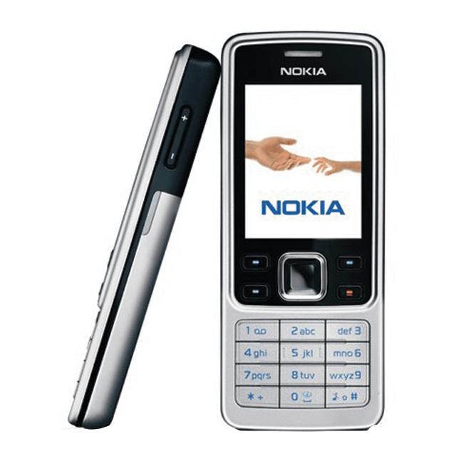 Nokia 6300 Refurbished Mobile
