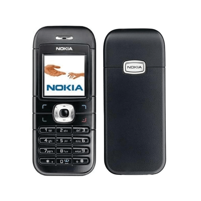 Nokia 6030 Refurbished Mobile