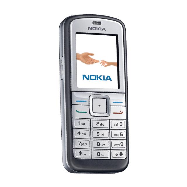 Nokia 6070 Refurbished Mobile