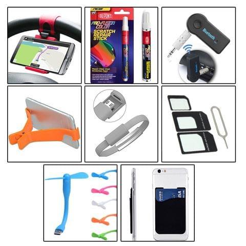 8 Mobile Accessories