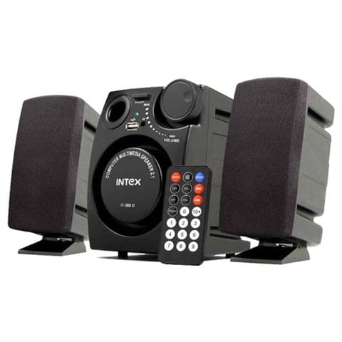Intex IT 880S 2.1 Multimedia Speakers