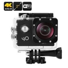 4K Ultra HD Waterproof Action Camera with Wi-Fi