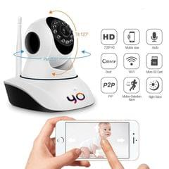 Dual Antenna Wi-Fi IP Smart Camera