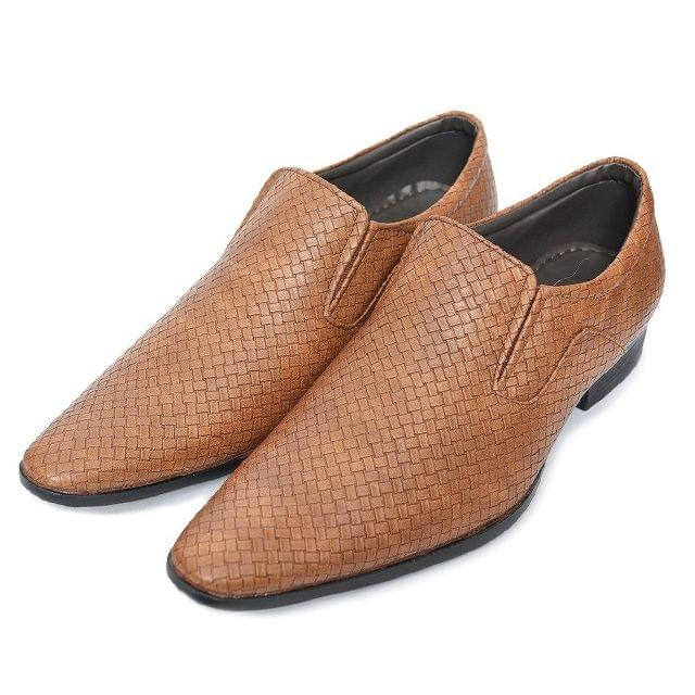 Matt Stylish Slip on Formal Shoes