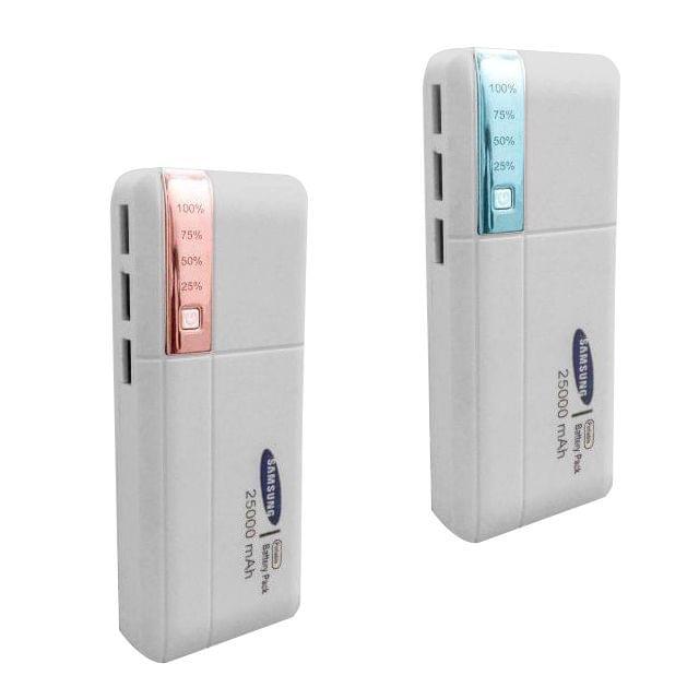 Twin Combo - 2 Samsung Power Bank 25000mAh