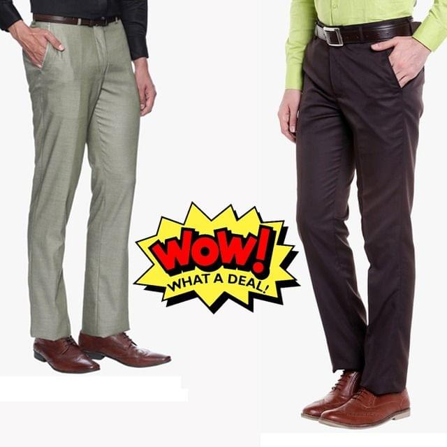 2 Formal Trousers