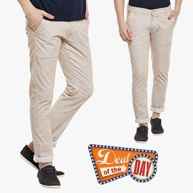 Men Corduroy Trousers