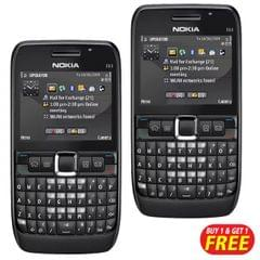 Nokia E63 Refurbished Mobile - Buy 1 Get 1 Free