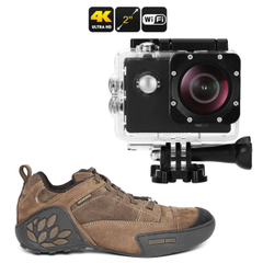 Irresistable Offer (Woodland Shoe + HD Action Camera)