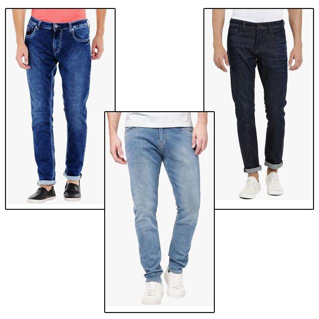 3 Men Jeans