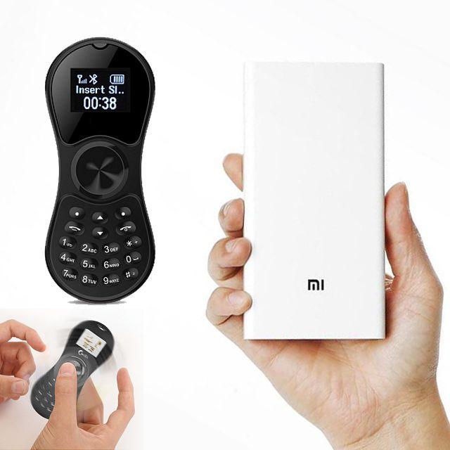 Spinner Mobile + MI 20000 mAh Power Bank
