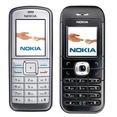 Nokia 6070 & 6030 Refurbished Mobiles