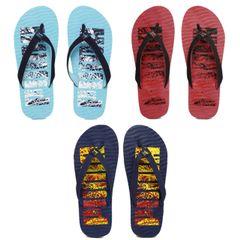 COMBO Pack of 3 Flip Flops