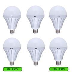 6 LED Bulbs