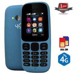 Yo Mobile Model 105 with 4G Support