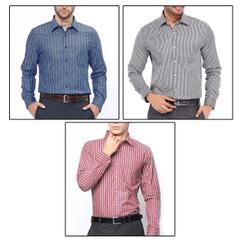 3 Formal Shirts