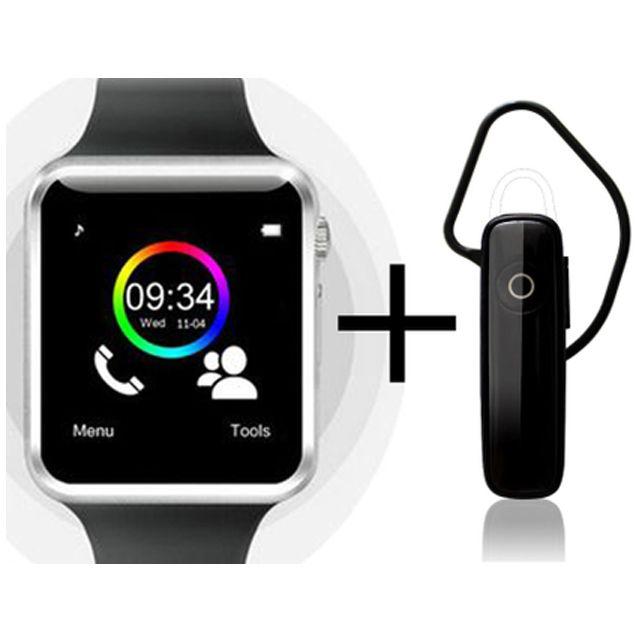 Shoyo A1 Smartwatch and Universal Bluetooth Headphone