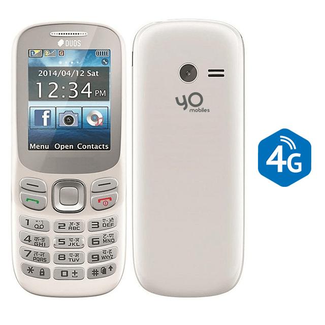Yo Model 310 4G Mobile