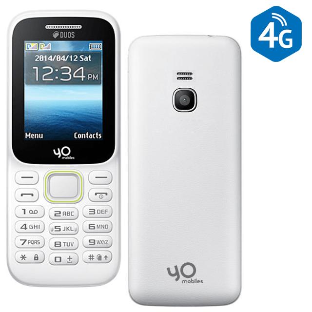 Yo Model 312 4G Mobile