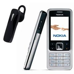 Nokia 6300 Refurbished Mobile and Bluetooth