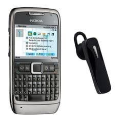 Nokia E71 Refurbished Mobile and Bluetooth