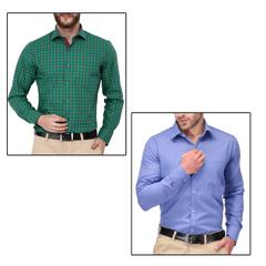 2 Formal Shirts
