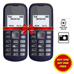 BUDGET BONANZA - Buy 1 Mobile Get 1 Mobile Free
