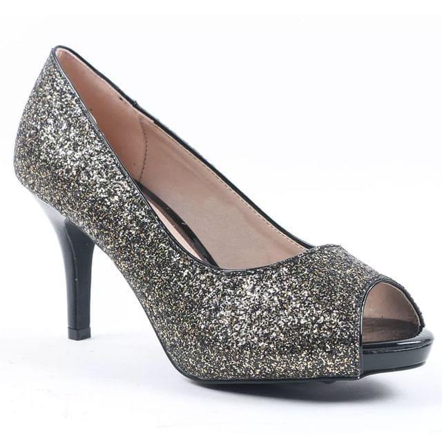 Carlton London Women PEWTER Heels
