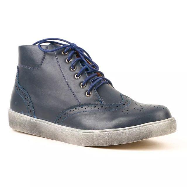 Carlton London Casual Shoes for Men (NAVY)