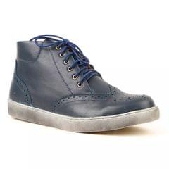 Carlton London Casual Shoes for Men (NAVY)