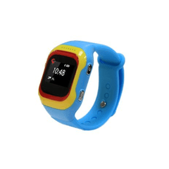GPS Tracker Smart Watch with 2 Way Calling, Voice Message and Activity Tracker for KIDS