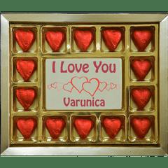 Valentine Gift - Customized Bar Large