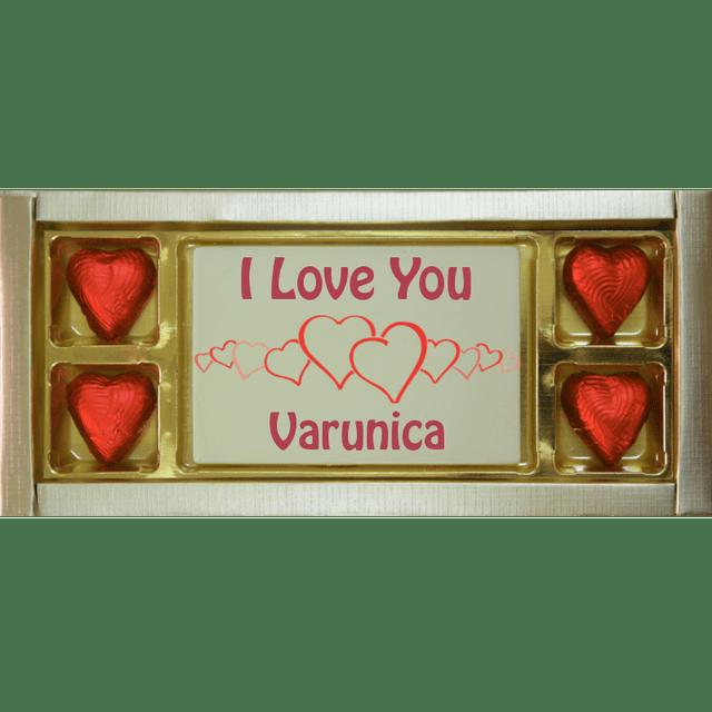 Valentine Gift - Customized Bar