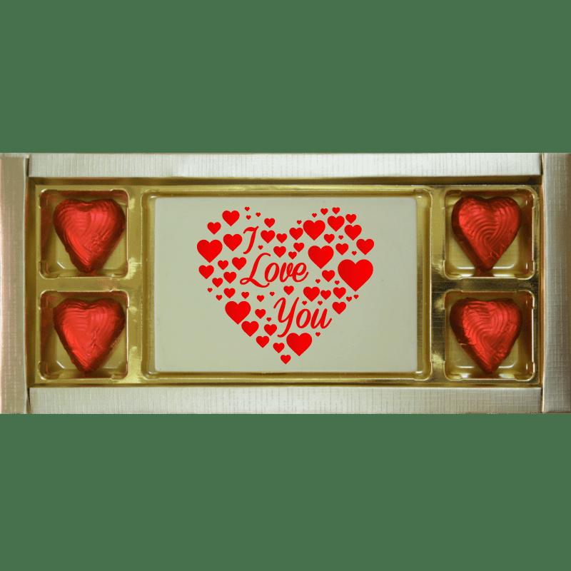 Valentine Gift - Heart I Love You