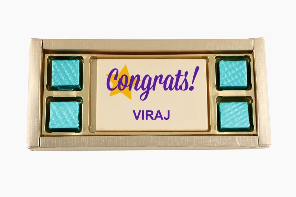Congratulations - 1 Star