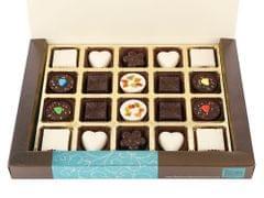 Assorted Chocolates Dark + White