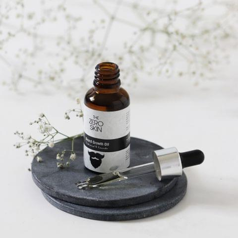Beard Growth Oil (Cedarwood & Lavender)