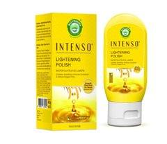 Intenso Lightening Polish With Corn & Beetroot Extracts, Anti Tan Micro-beads- 40 g