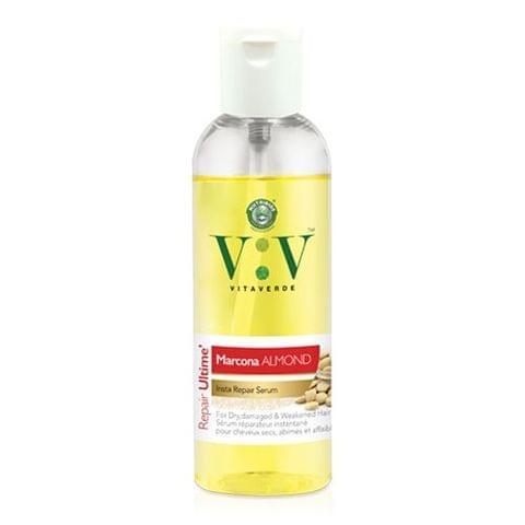Vita Verde Insta Repair Ultime Hair Styling Serum with Marcona Almond - 100 ml