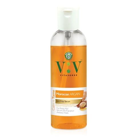 Vita Verde Calm n Tame Moroccan Argan Oil Premium Hair Serum - 100 ml